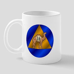 Sober Camel 16 Mug