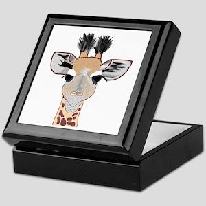 Baby Giraffe Keepsake Box