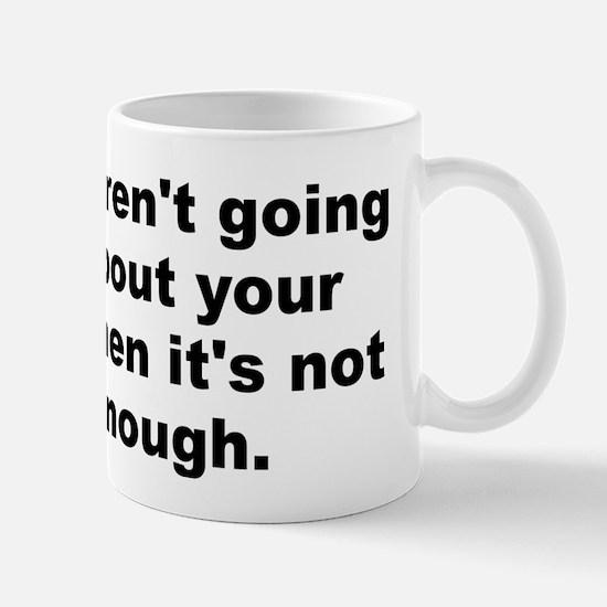 Cute Skeptic Mug