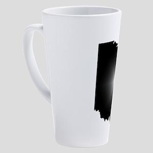OHIO LAND 17 oz Latte Mug