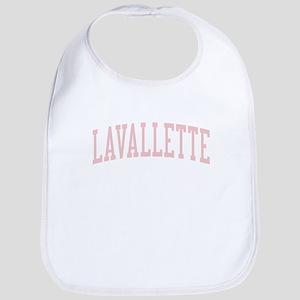 Lavallette New Jersey NJ Pink Bib