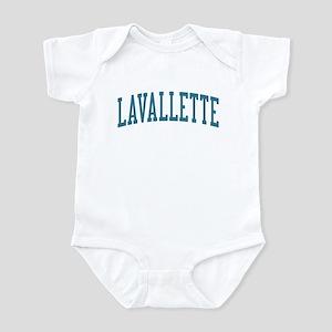 Lavallette New Jersey NJ Blue Infant Bodysuit