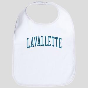 Lavallette New Jersey NJ Blue Bib