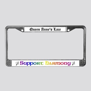 QAL Harmony License Plate Frame