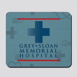 Grey Sloan Hospital Mousepad