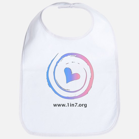 Infertility Symbol Bib