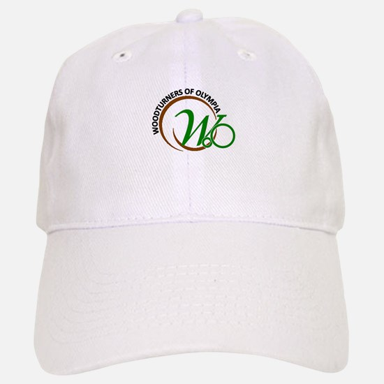 Woodturners Of Olympia Baseball Baseball Cap