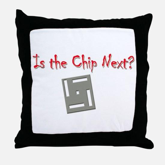 Cute Nostradamus humor Throw Pillow