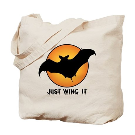 """""""Just Wing It"""" Tote Bag"""