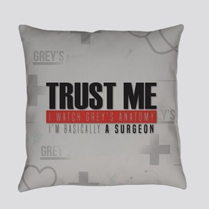 Trust Me Everyday Pillow