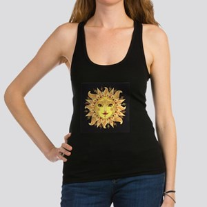 Stylish Sun Racerback Tank Top