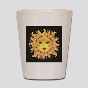 Stylish Sun Shot Glass