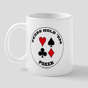 Texas Hold 'Em Poker Mug