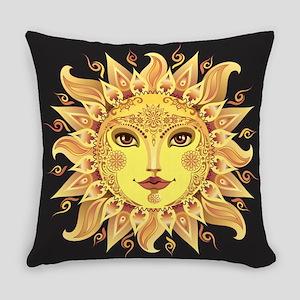 Stylish Sun Everyday Pillow