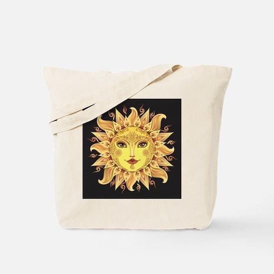 Stylish Sun Tote Bag