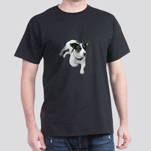 Jack Russel Dog Dark T-Shirt