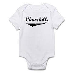 Churchill Infant Bodysuit