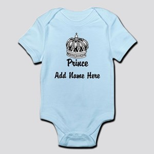 Personalized Prince Body Suit