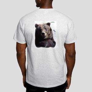 Bear Claw Ash Grey T-Shirt
