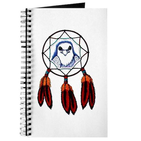 Hawk Dreamcatcher Tattoo Journal