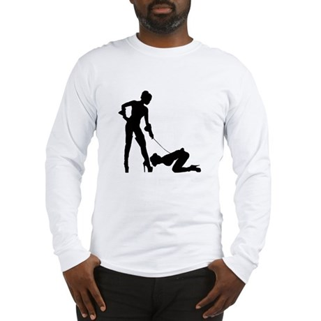 Lesbian Mistress Long Sleeve T-Shirt