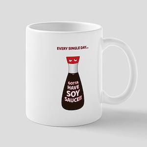 Gotta Have Soy Sauce Mug