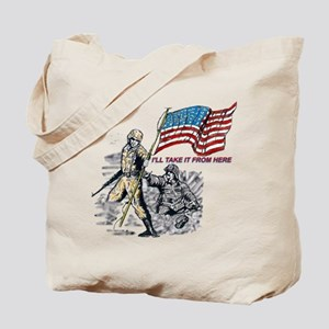 Passing the Colors Tote Bag