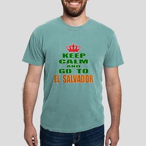 Keep Calm And Go To El Mens Comfort Colors® Shirt