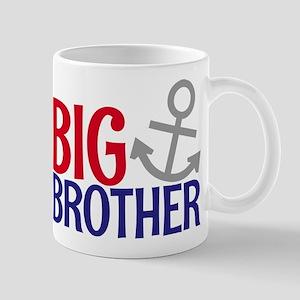 Anchor Big Brother Mugs