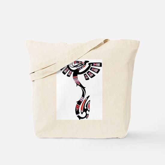 Native American Art Symbol Tote Bag