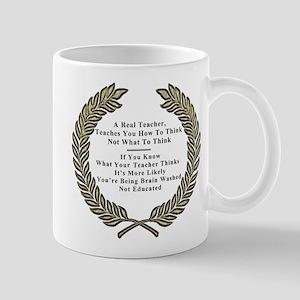 What vs How to Think Mug