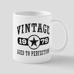 Vintage 1979 11 oz Ceramic Mug