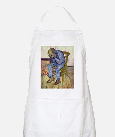 At Eternity's Gate BBQ Apron