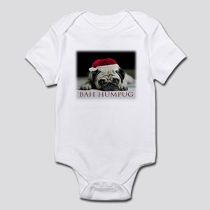 Puggie Christmas Infant Bodysuit