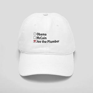 Plumber Joe for President Cap