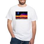 new world dollar ? White T-Shirt