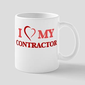 I love my Contractor Mugs