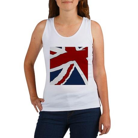 Union Jack Women's Tank Top