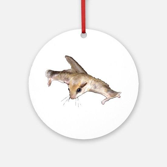 Flyer Ornament (Round)