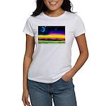earliest version of the new w Women's T-Shirt
