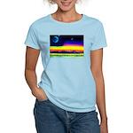 earliest version of the new w Women's Light T-Shir