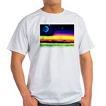 earliest version of the new w Light T-Shirt