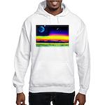 earliest version of the new w Hooded Sweatshirt