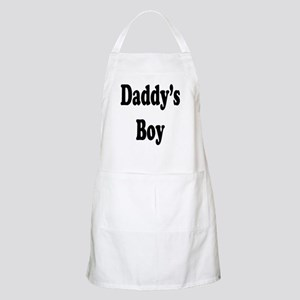 Daddy's Boy BBQ Apron