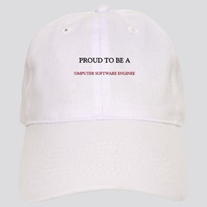 Proud to be a Computer Support Specialist Cap