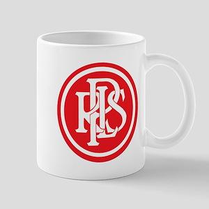 Pennsylvania Reading Seashore logo Mugs