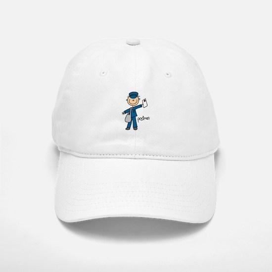 Postman Baseball Baseball Cap