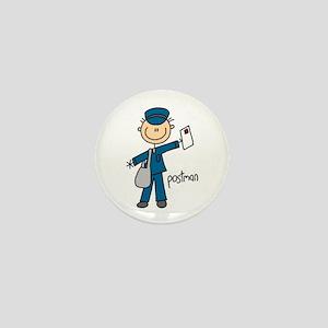 Postman Mini Button