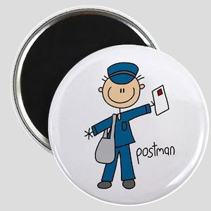 Postman Magnet
