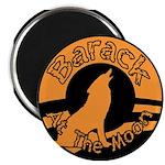 Barack Moon Magnet